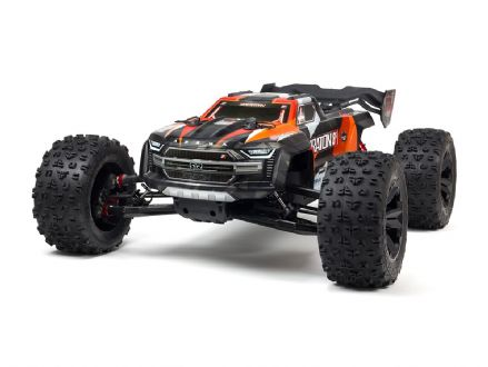 ARRMA KRATON 8S 4x4 BLX 1/5 Speed Monster Truck - Orange ARA110002T2